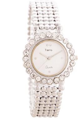 Tierra NTGR014WHITE Desire Series Analog Watch  - For Women, Girls