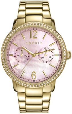 Esprit ES108092002 Analog Watch - For Women
