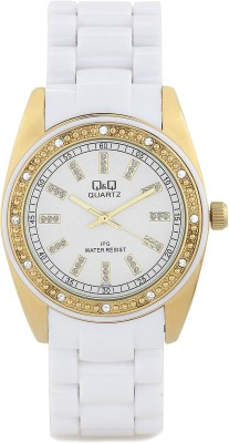 Q&Q GQ13J001Y Analog Watch - For Women