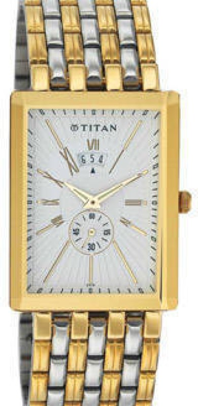 Titan NC1523BM01 Analog Watch For Men