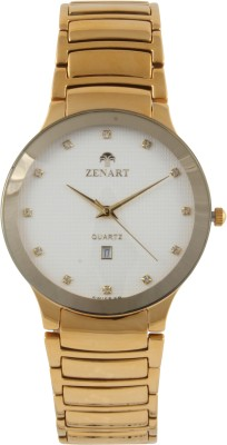 ZENART ZZJQ-4561G-GC3 Analog Watch  - For Men