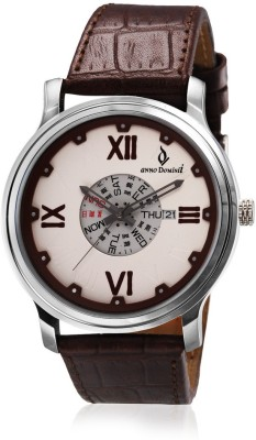 Anno Dominii ADW0000203 Multi Function Analog Watch  - For Men