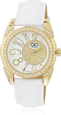 Gio Collection G0041-03 Analog Watch  - For Women