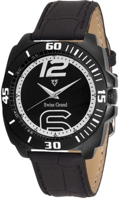 Swiss Grand SG-1047 Grand Analog Watch  - For Men