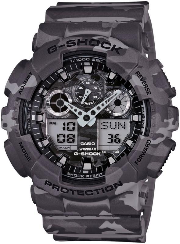 Casio G581 G Shock Analog Digital Watch For Men