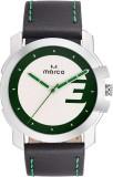 Marco MR-GR238-WHTGR-BLK Analog Watch  -...