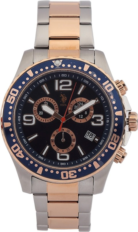 U.S. Polo Assn. USAT0093 Analog Watch  - For Men