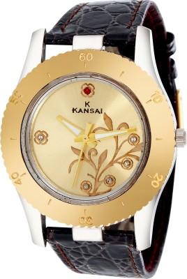 Kansai KW007 Analog Watch  - For Couple