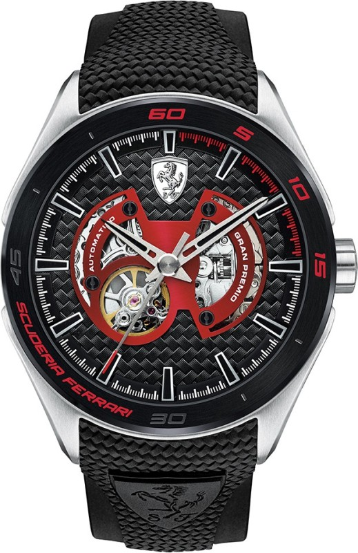 Scuderia Ferrari 0830348 Analog Watch For Men