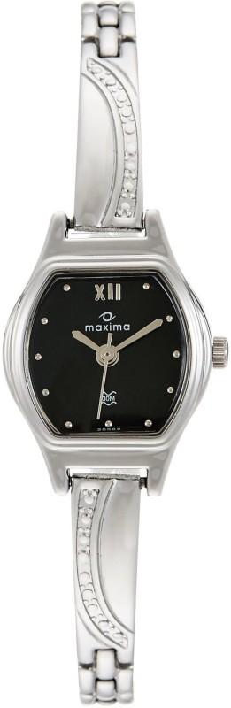 Maxima 20582BPLI Swarovski Analog Watch For Women