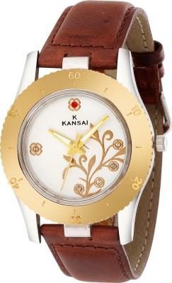Kansai KW008 Analog Watch  - For Couple