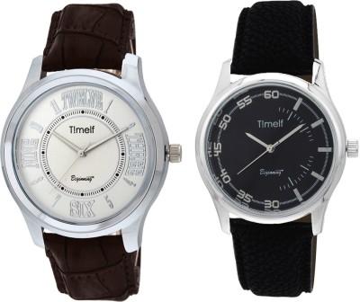 Timelf EX102_FML101 Analog Watch  - For Men
