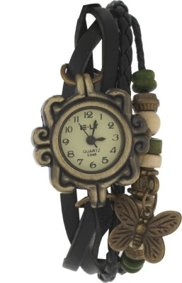 @rm gadgets ARM_BUTTERFLY_BROWN Analog Watch  - For Girls, Women