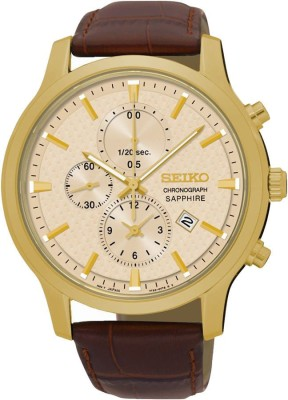 Seiko SNDG70P1 Classic Analog Watch - For Men