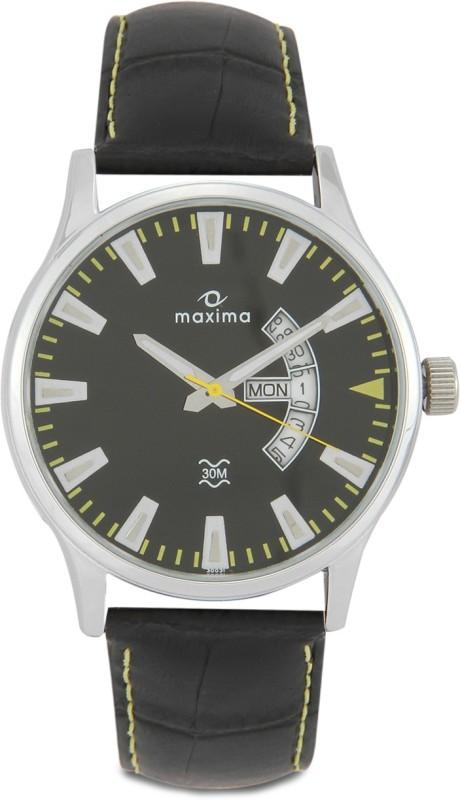 Maxima 30031LMGI Attivo Analog Watch For Men