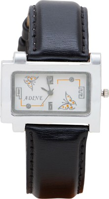 Adine ad-1241bw Analog Watch  - For Girls, Women