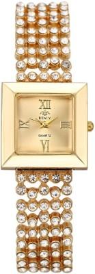 Realy W1123GOX Analog Watch  - For Women