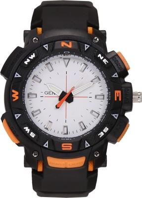 Genex GXWHT4070 Carnival Analog Watch  - For Men