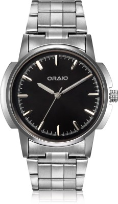 Oraio OR1534 Steel Analog Watch  - For Men