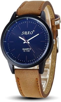 SBAO S-1100 Analog Watch  - For Men