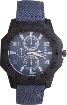 Shiven GLBE11DBE Analog Watch  - For Men