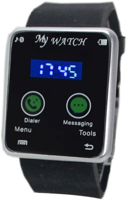 Gypsy Club GC-135 LED Digital Watch  - For Men, Boys, Women, Girls