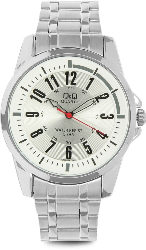 QQ Q708N204Y Analog Watch For Men