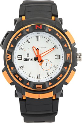 SIDVIN AT6042ORW Youth Series Analog Watch  - For Boys, Men