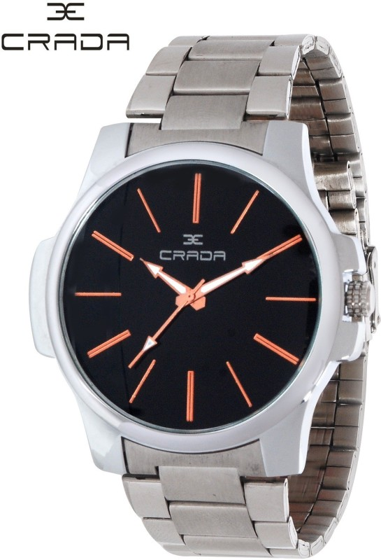 Crada CP 801BK Cromatic Analog Watch For Men