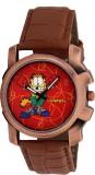 Garfield GRF-4009-BRN Analog Watch  - Fo...