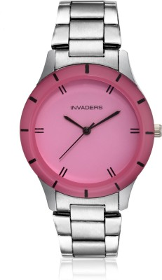 Invaders AFFRPNK Affairs Analog Watch  - For Women