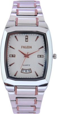 Faleda 6157GTTW-DATE Standred Analog Watch  - For Men