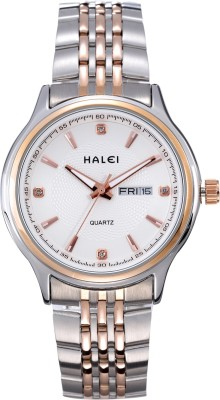 Halei HLBLK216564 Florence Analog Watch  - For Men