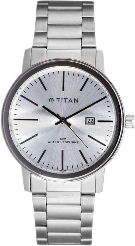 Titan NH9440SM02 Analog Watch For Men