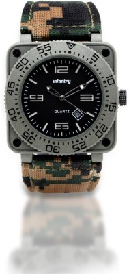 Infantry IN0001 INFANTRY FLAGSHIP SERIES Analog Watch  - For Men