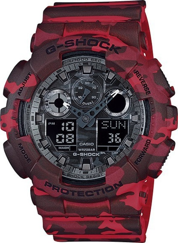 Casio G579 G Shock Analog Digital Watch For Men