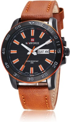 Naviforce W1215c Analog Watch  - For Men