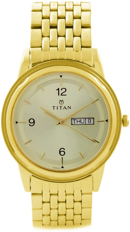 Titan NH1638YM02 Karishma Analog Watch For Men