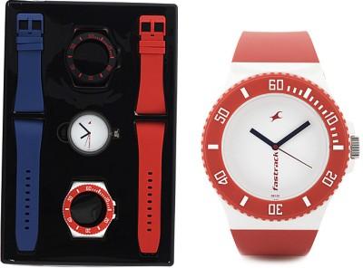 Fastrack 9949PP06 D-I-Y Kit Analog Watch  - For Women, Men