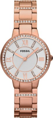 Fossil ES3284 Virginia Analog Watch  - For Women