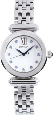 Seiko SRZ399P1 Analog Watch - For Women