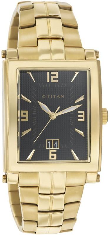 Titan 9327YM03 Regalia Analog Watch For Men