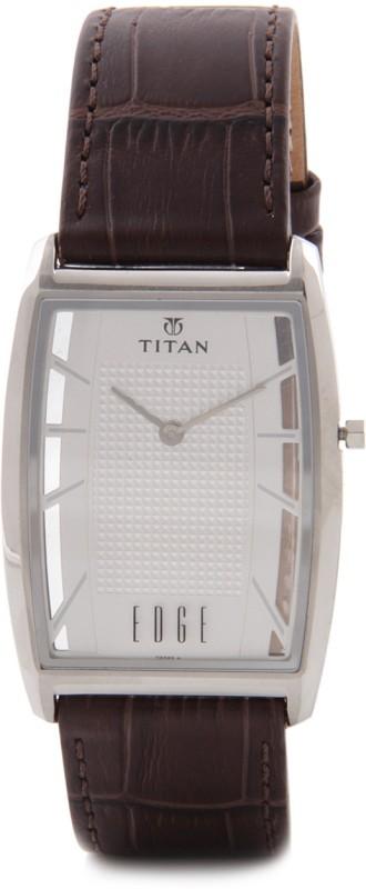Titan NH1575SL01 Edge Analog Watch For Men