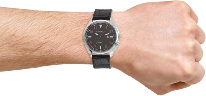Fostelo FST 354 358F Urban Collection Analog Watch For Men