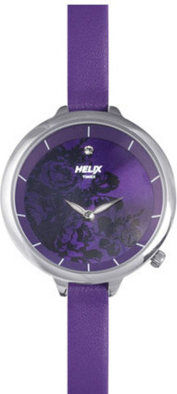 Timex TI013HL0600 Twisted Analog Watch For Women