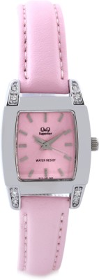 Q&Q S171-342Y Analog Watch - For Women