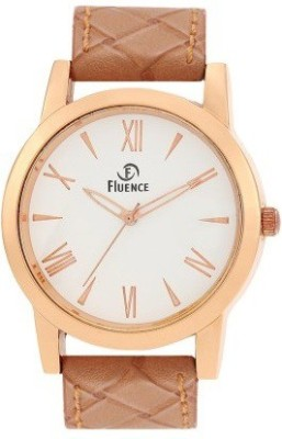 Fluence FL1509SL02 Analog Watch  - For Men