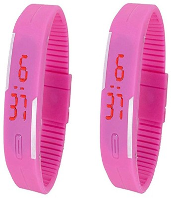 Fashion Hikes FH2554 Digital Watch  - For Boys, Men, Girls, Women, Couple