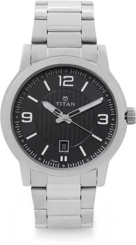 Titan 1730SM02 Analog Watch For Men