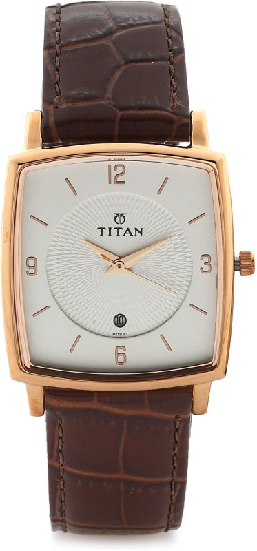 Titan NH9159WL01 Classique Analog Watch For Men